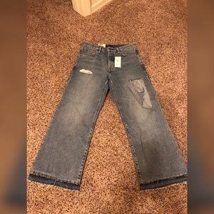 d348ff6c Levi's Jeans | Levis Spliced Flare High Rise Nwt | Poshmark